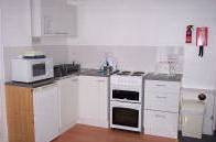 Blackpool holiday flats - Kitchen
